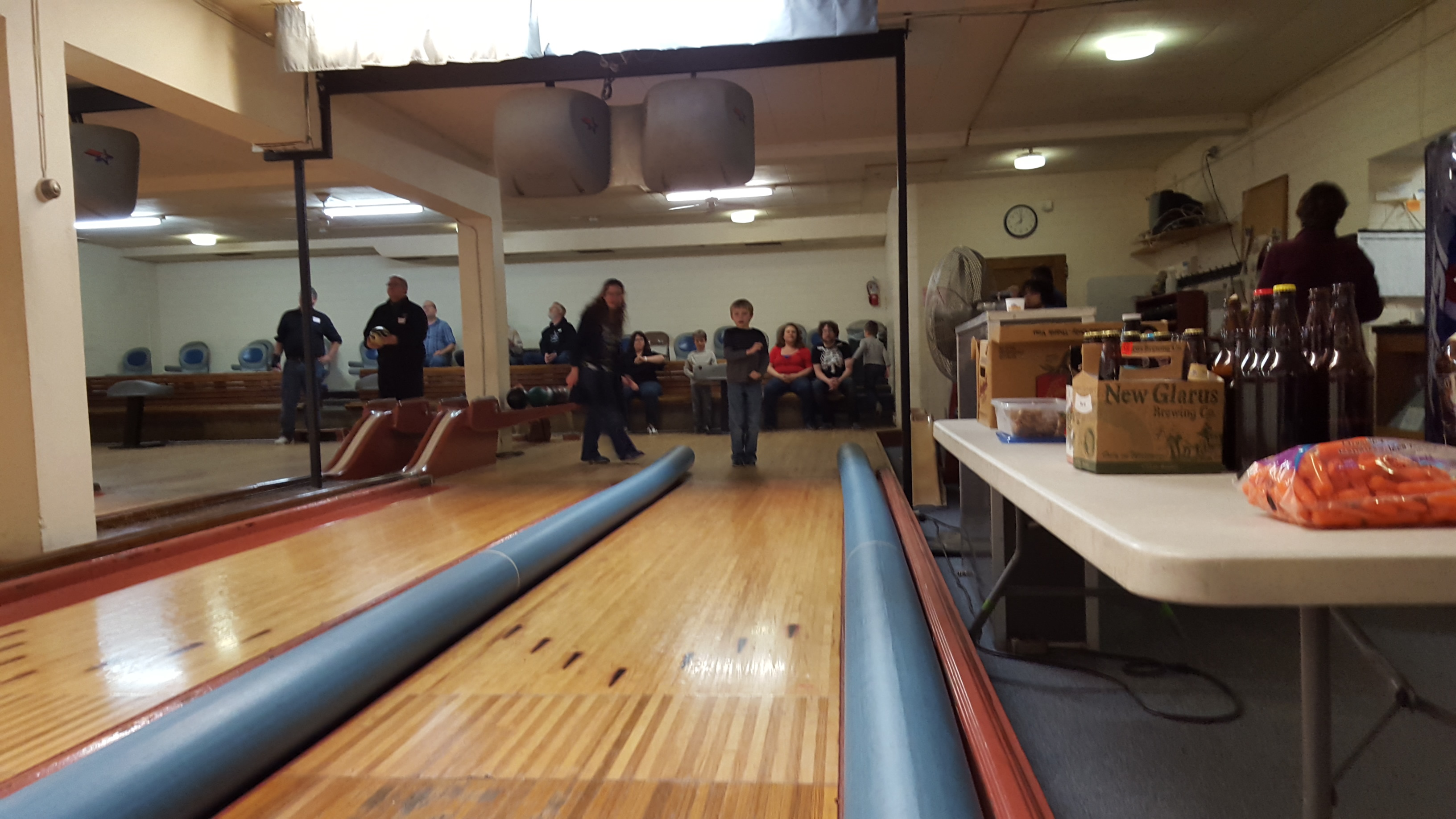 Bowling Party Minnesota Home Brewers Association